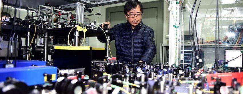 中国物理学家登上《自然》十大科学人物榜单
