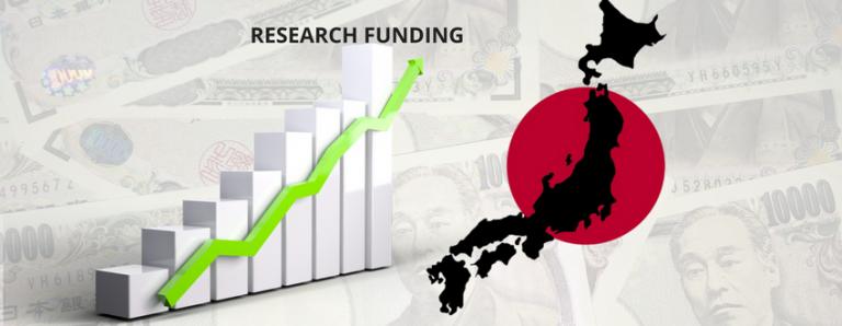 日本计划在2018年增加其科研预算