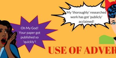 如何在学术写作中正确使用副词