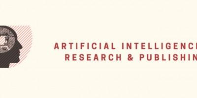 人工智能在研究与出版业的应用