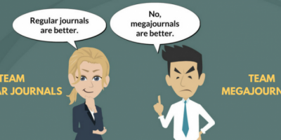Mega Journals VS 传统期刊