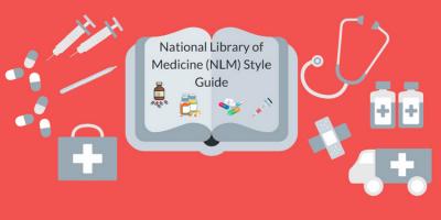 美国国家医学图书馆(NLM)写作格式指南