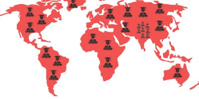 中国大学国际学生数量将突破50万