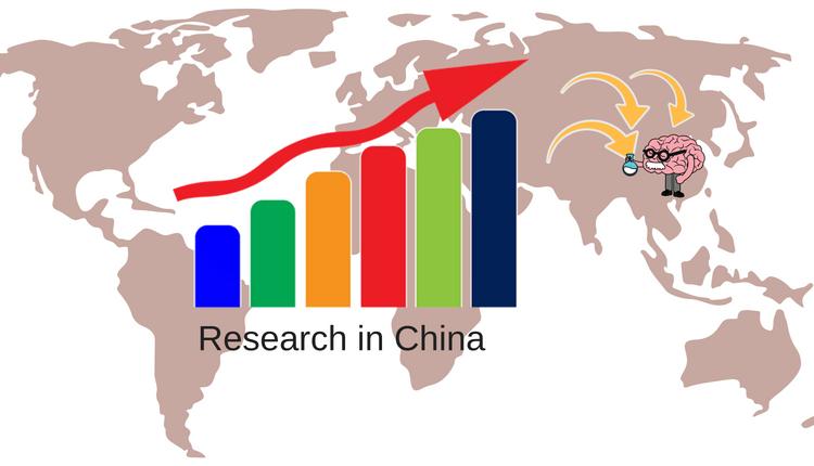 中国在研究领域的新规则导致美国人才流失