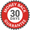 100% No-Risk Money Back Guarantee